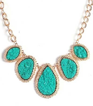 Statement necklace 02