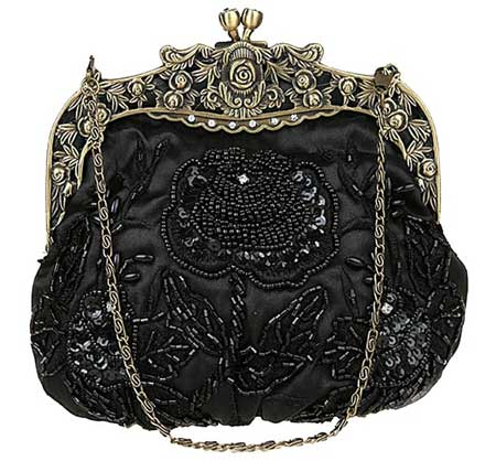 vintage style clutch bags