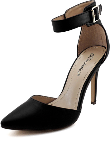 Ankle Strap Pumps shoes