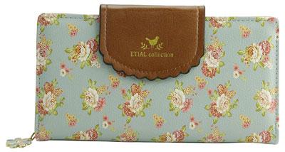 women's vintage wallet
