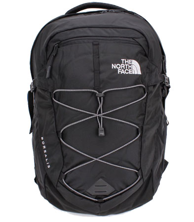 Borealis black backpack