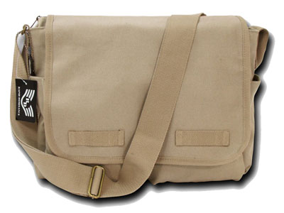 RapidDominance Classic Military Messenger Bag
