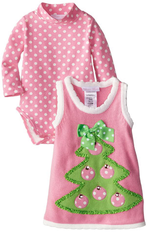 Baby girls Christmas sweater jumper
