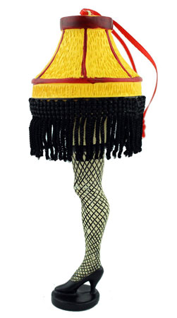 A Christmas Story Movie Leg Lamp Ornament