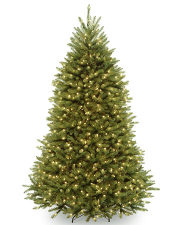 dunhill fir artificial christmas tree
