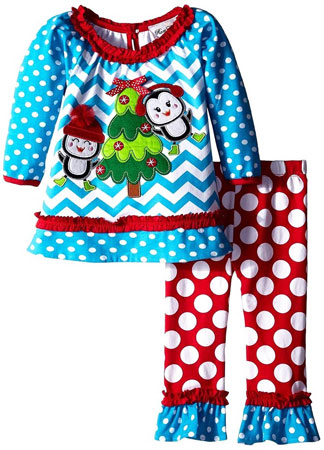 girls christmas holiday dress