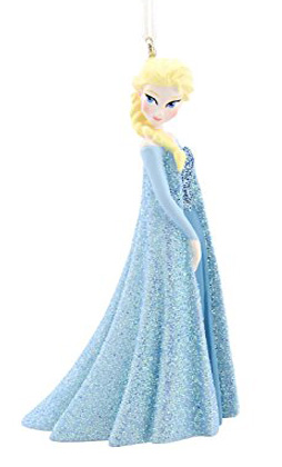 Hallmark disney frozen princess elsa christmas ornament