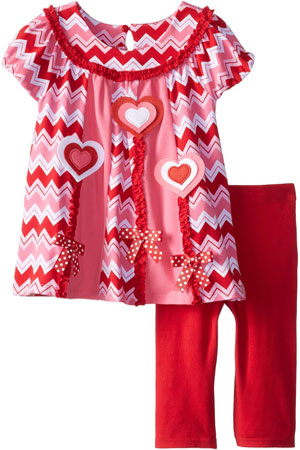 bonnie jean valentine baby girl dress