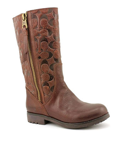 Coach women's valentine boot