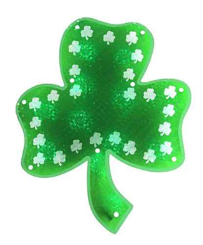 irish green shamrock
