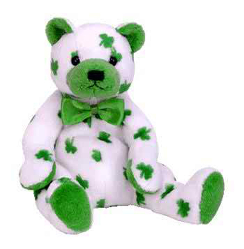 St. Patricks Day Bear