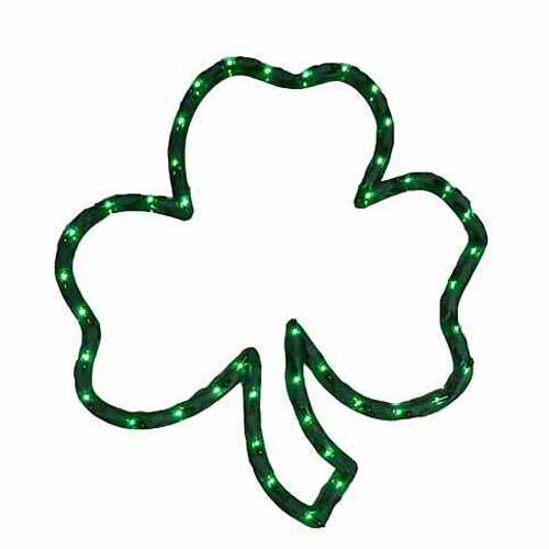 st patricks day shamrock decorations