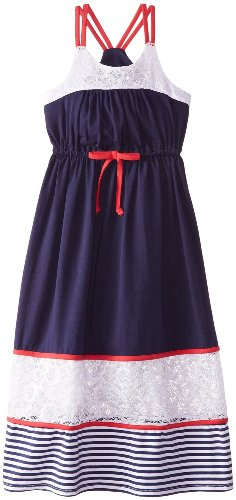 Americana maxi dress