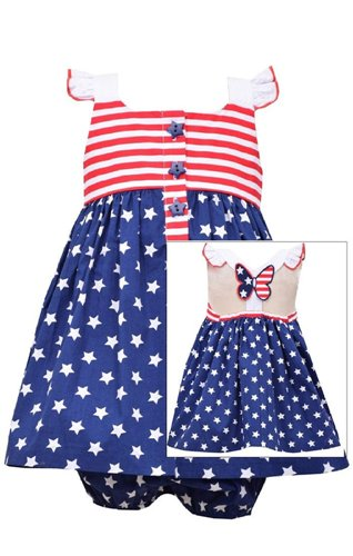 girls patriotic dress