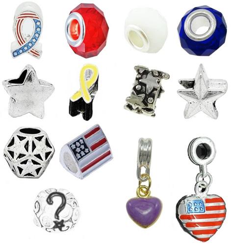 Charm Bracelet Beads