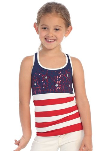 Kids Racerback Tank Top
