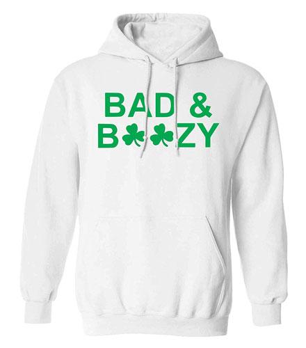 funny st patrick's day sweatshirt