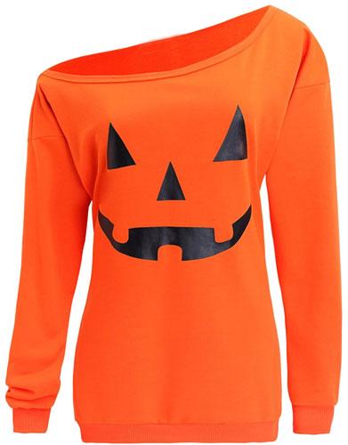 Dutebare ladies pumpkin shirt