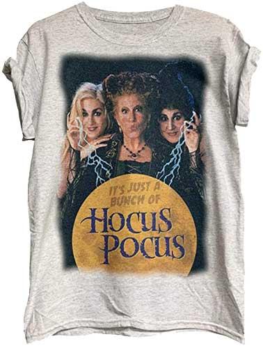 Womens Hocus Pocus Sanderson Sisters T Shirt