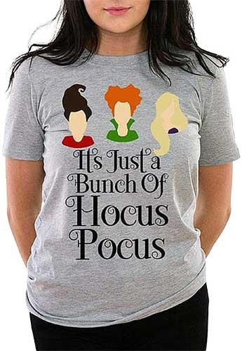 hocus pocus t shirt